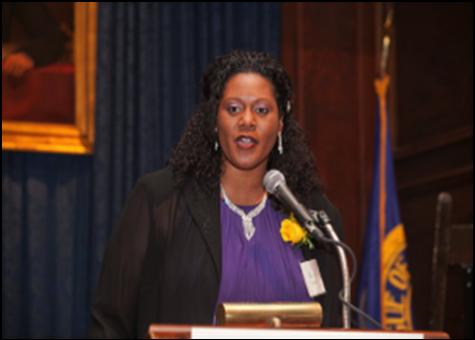 Tracy Johson, speaker
