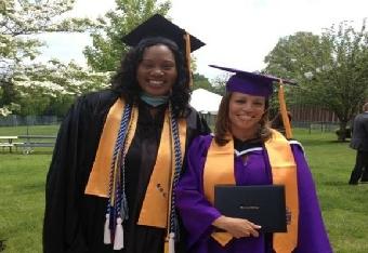 Tracy's Graduation